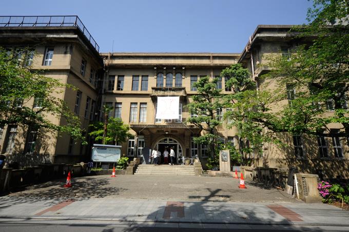 京都ふるどうぐ市が開催される元・立誠小学校