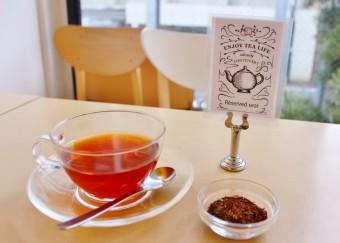 春は紅茶ですっきり。身体にやさしいお茶やスイーツが楽しめる専門店「コンテナート」