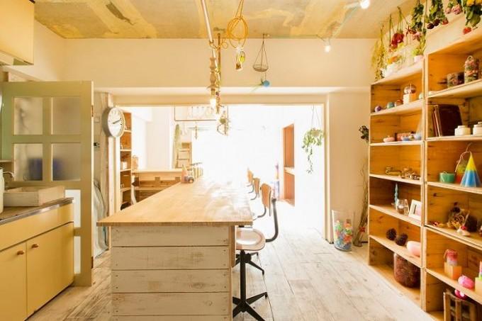 九州初のアロマ&キャンドルスクール「Candle Studio One」
