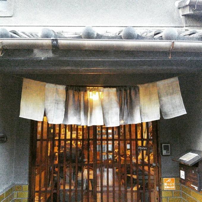 枚方公園駅の雑貨店『ルポ・デ・ミディ』の入り口