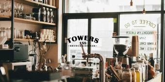 """ニューヨークの愛され屋台料理""""チキンオーバーライス""""と出会える「TOWERS188」"""