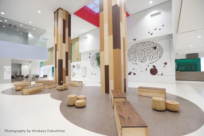 "「SUNAOLAB.(スナオラボ)」と福岡のデザイナーたちと""福岡市立こども病院""の家具デザインを担当"