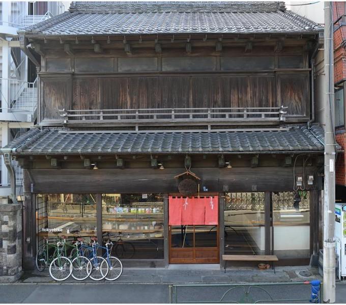 「Tokyobike Rentals Yanaka」の外観