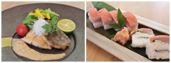 日本料理店「吉祥寺 わるつ」のコース料理とアラカルトのイメージ写真
