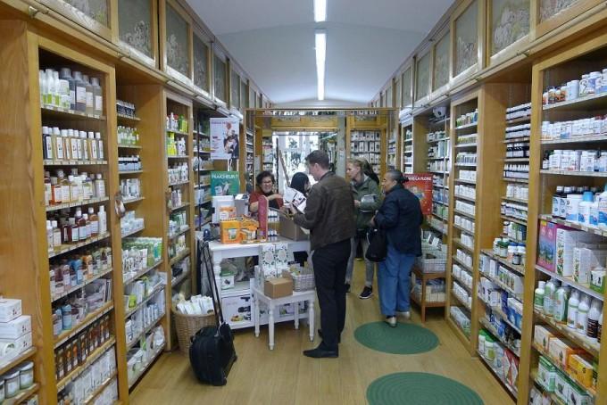みんなの健康をサポートするパリの老舗薬草店