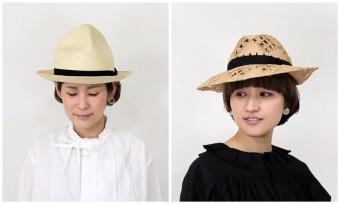 コーディネートのアクセントにも。シルエットが美しい「夏の帽子6選」