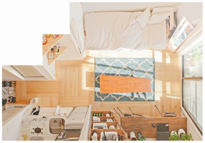 goodroomのリノベ住宅「TOMOS(トモス)」に暮らす石井さん