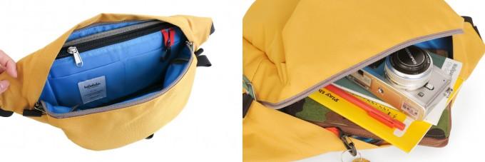 「hellolulu(ハロルル)」のおしゃれで機能的なバッグ