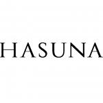 「HASUNA(ハスナ)」のロゴ
