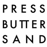 「PRESS BUTTER SAND(プレスバターサンド)」のロゴ
