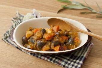 旬の野菜を使ったアレンジも簡単。「野菜たっぷりラタトゥイユ」のレシピ