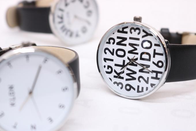 「KLON(クローン)」の遊び心のある腕時計たち