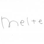 melte(メルト)のロゴ