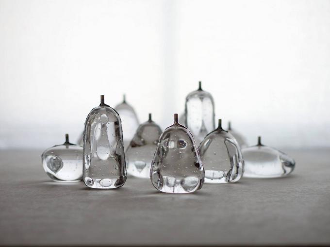 森谷和輝さんのliir(リール)の美しいガラス作品1