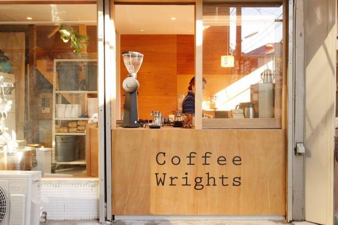 三軒茶屋のおすすめカフェ、Coffee Wrights