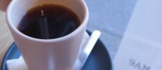 三軒茶屋にある「Coffee Wrights(コーヒーライツ)」のSUEKI CERAMICSの「OOTANI」のカップ