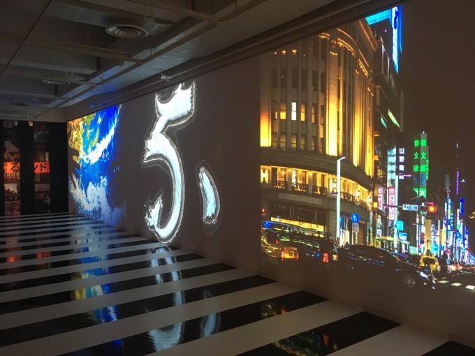 Alan Chan「HELLO GINZA!」の映像作品2