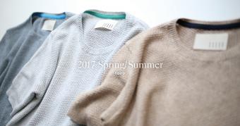 国内最高峰のニット産地から生まれた「toiro」の、夏ファッションを彩るサマーニット10選