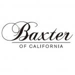 「Baxter of California(バクスターオブカリフォルニア)」のロゴ
