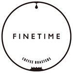 「FINETIME COFFEE ROASTERS」のロゴ