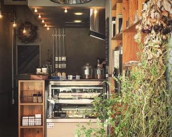 鎌倉散策の合間に。おいしいコーヒーとお花のお店「THE GOOD GOODIES」