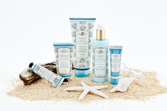 じっとりお肌を爽やかにケア。地中海の香り漂う「panier des sence」の新シリーズ