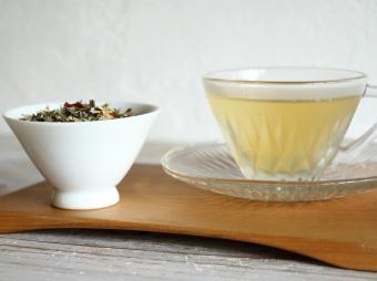 オリジナルブレンドハーブティーを量り売り。「京都西陣 たま茶」で豊かな香りに包まれたひと時を