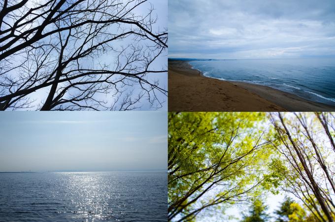 竹ヶ原麻希(たけがはらまき)さんが撮った富山の風景たち