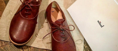 セミオーダーの小さな靴屋「nitoel」でつくる、雨の日でも気軽に履きたいあなただけの革靴