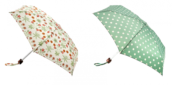 FULTON(フルトン)おすすめ折り畳み傘2種