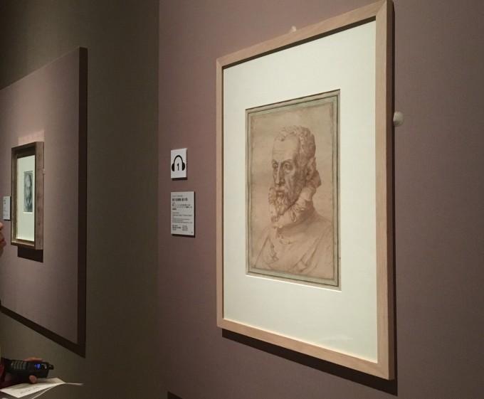 演出家でもあったジュゼッペ・アルチンボルドの肖像画