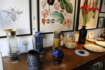 お花、雑貨、インテリアも。オーナーの哲学が詰まった生活提案型ショップ「anima garage」