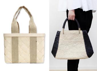 季節を先取り。夏コーデにぴったりな機能的で涼しげなバッグ<6選>