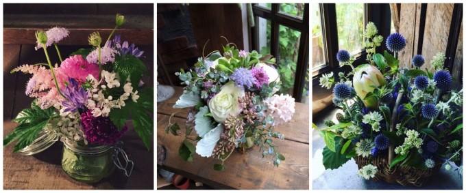 anima garageのおしゃれで人気の花束
