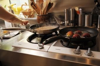 お料理の時間をもっと楽しく。北欧デンマーク生まれ「スキャンパン」の調理器具