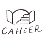 「CAHiER(カイエ)」のロゴ
