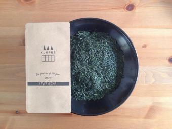 シンプルなパッケージもおしゃれ。もっと気軽に日本茶を楽しめる緑茶ショップ「kuopus」