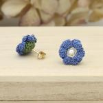 絹糸や真珠の優しい光で夏ファッションを彩る「gallery LOTTA」のかぎ針編みアクセサリー
