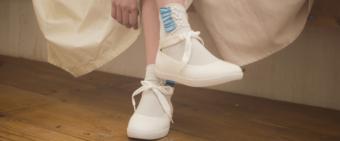 冬の足元を彩る、かわいくて暖かい『靴下』たち