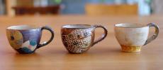 「イマソラ珈琲」の素敵な器