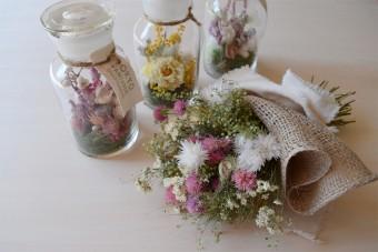 360度見惚れてしまう花束を届ける。ボタニカルセレクトショップ「Tida Flower」