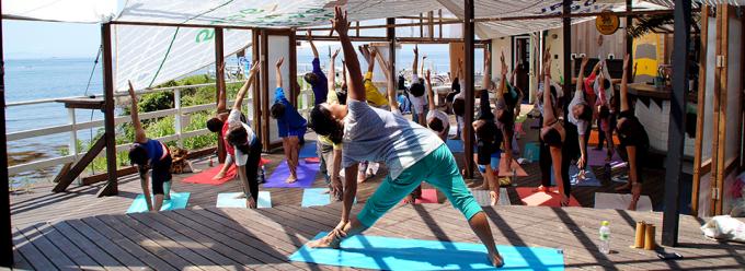 Morning Umi Yoga(モーニングウミヨガ)
