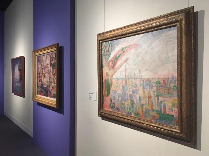 ベルギー美術を堪能。『ベルギー奇想の系譜展』
