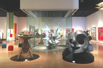 鑑賞や体験だけじゃない、アウトプットもできる『岡本太郎と遊ぶ』展