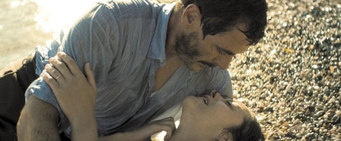 フランス映画「愛を綴る女」の一シーン