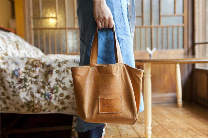 葉山エンガワカフェ&スペースで取り扱いのあるバッグ