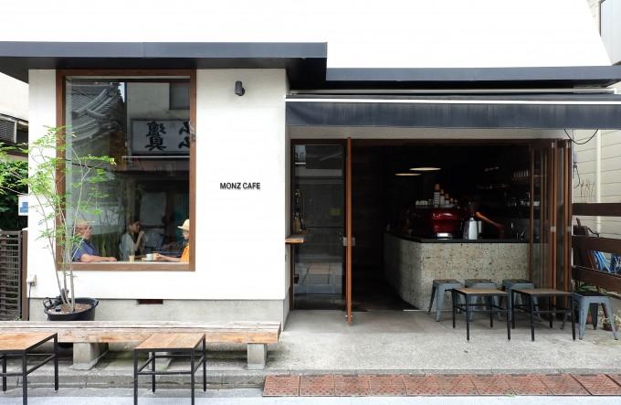 門前仲町で愛されるカフェ「MONZ CAFE」