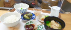奈良の『鹿の舟』内にある食堂「竈 Kamado」の朝ごはん