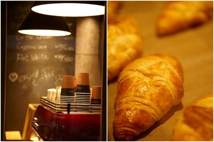 コーヒーにぴったり。「MONZ CAFE」オリジナルの焼き菓子やパン