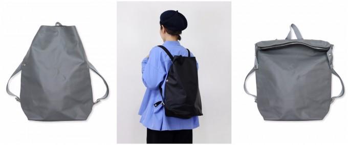 秋におすすめな大人可愛いシンプル「3wayバッグ」